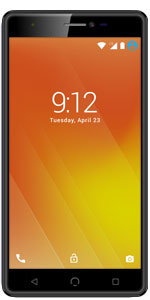 M3 Smartphone Front