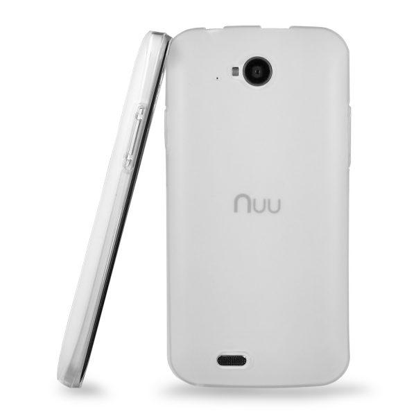 nu2s x3 tpu case clear