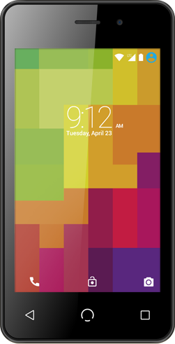 A1+ smartphone with dual SIMs