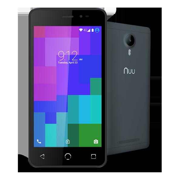 titanium grey a3 smartphone