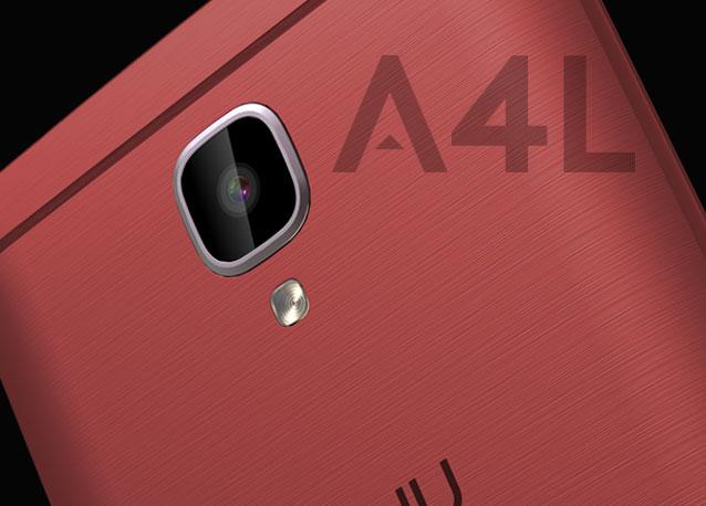 Red A4L phone