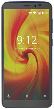 A5l Phone Grey Front