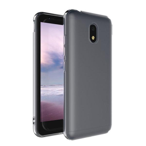 A6l Phone Case Clear