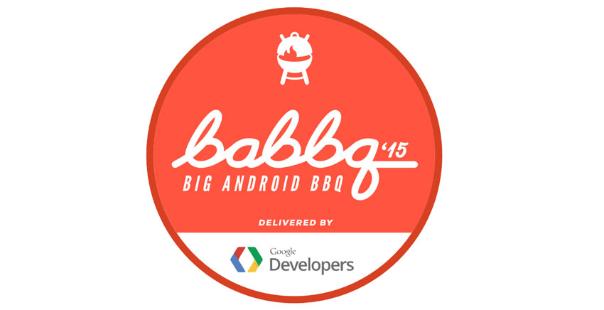 Big Android BBQ logo