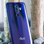 Blue G3 Cell Phone Dual Cams