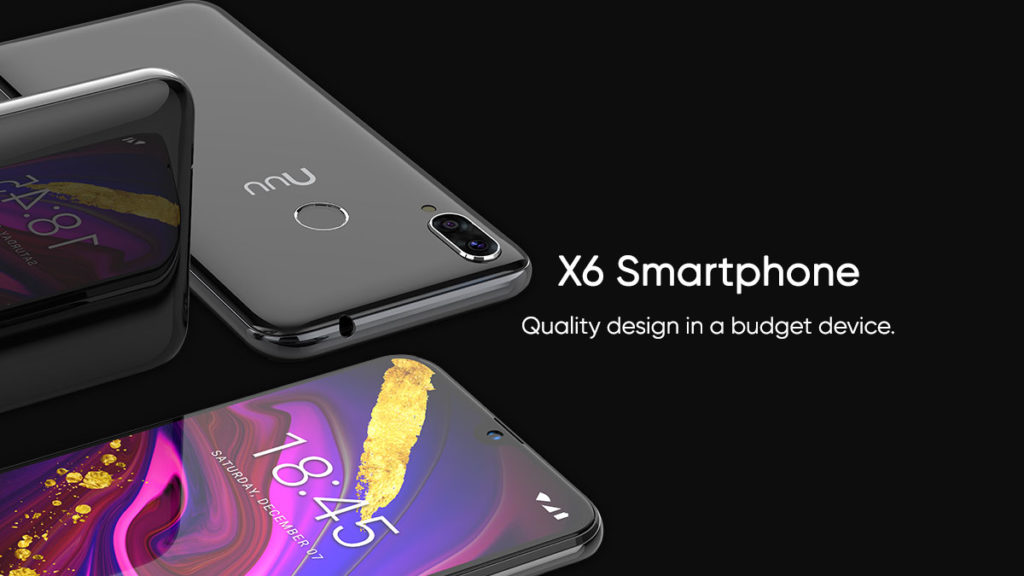 Budget Smartphone X6