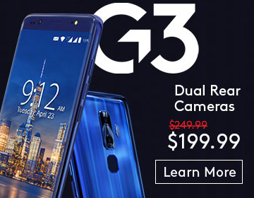 G3 Unlocked Android Smartphone