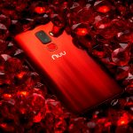 G3 Android Smartphone Ruby Red