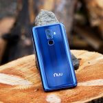 G3 Phone Blue 4gb Ram