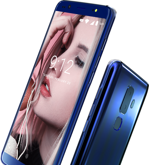 G3 Phone Blue Hb
