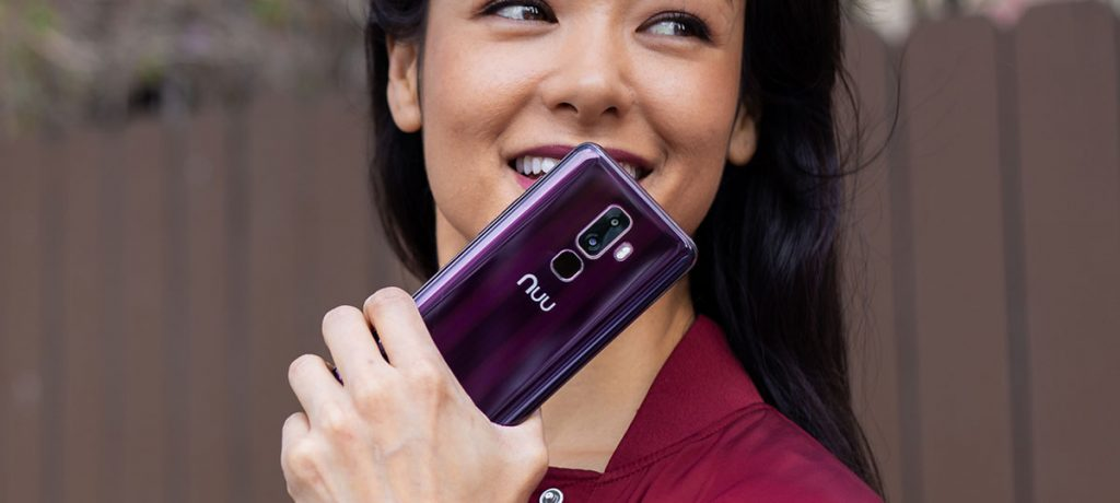 G3 Purple Phone Launch
