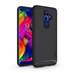 G3 Smartphone Tudia Case Black Front Back