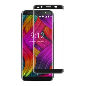 G3 Tempered Glass Screen Protector Black