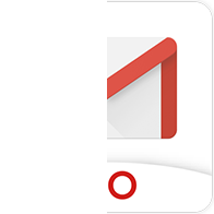 Go Gmail Icon R