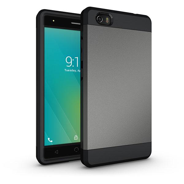 m2 smartphone case front back slate