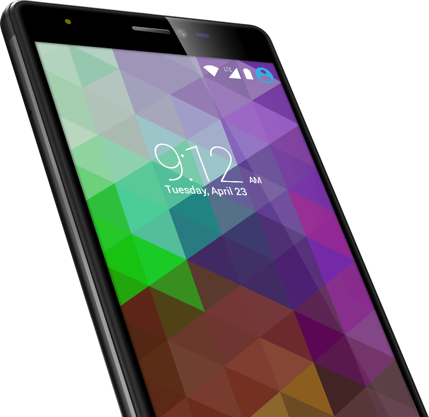 M3 smartphone display