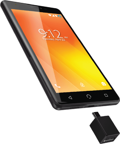 M3 Smartphone Usb On The Go