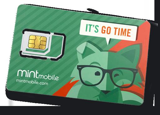 Mint Mobile Sim