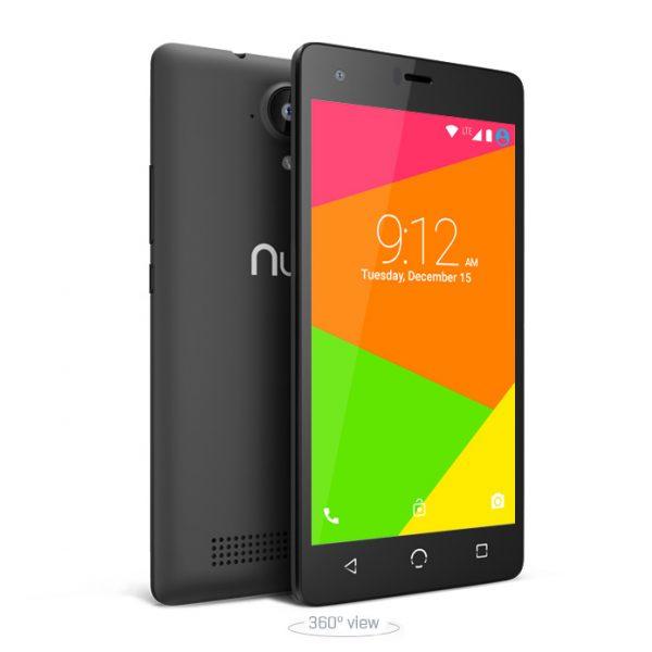 black n4l smartphone