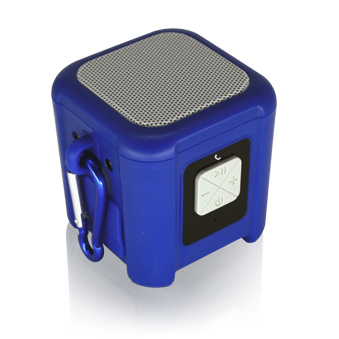 nuu riptide speaker blue top