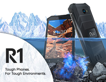 R1 Rugged Smartphone