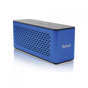 nuu splash speaker blue