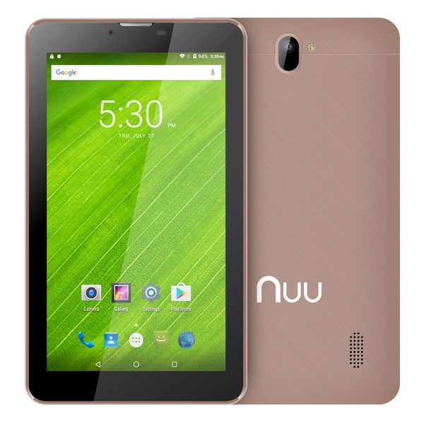 T2 Android Tablet - NUU Mobile