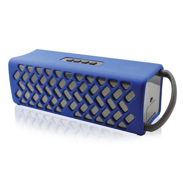 nuu wake speaker blue
