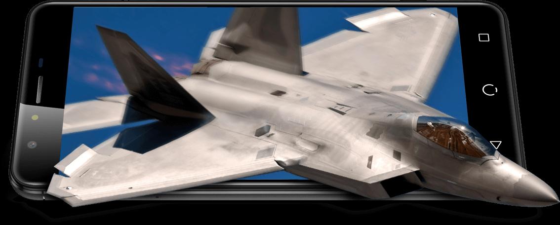 x5 smartphone jet