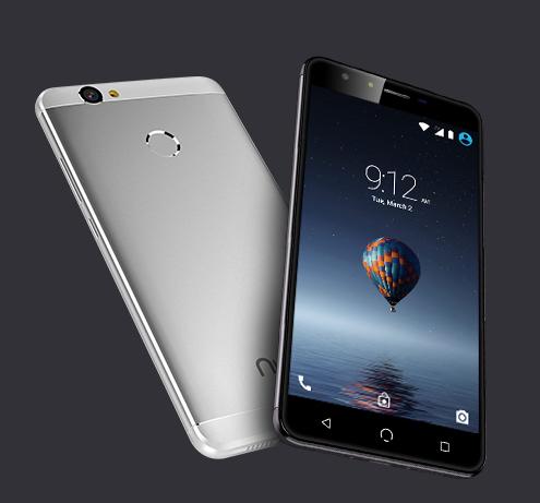 X5 Smartphone Home