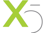 X5 Logo Home