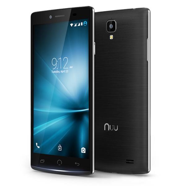 z8 smartphones black