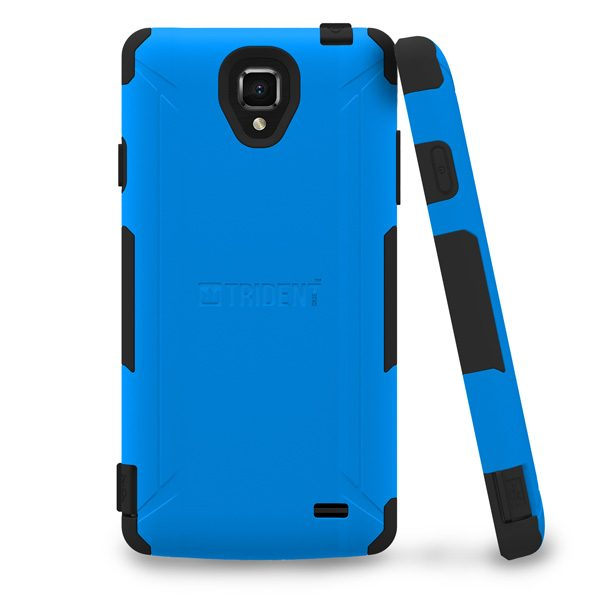 z8 trident case blue