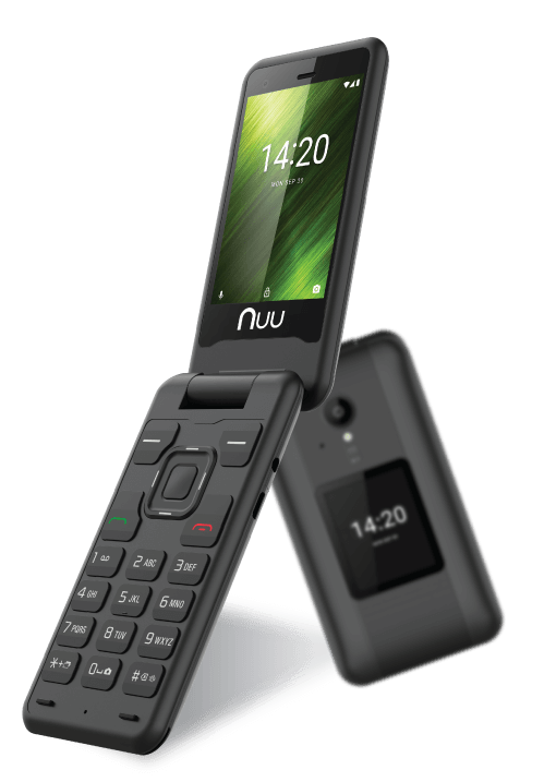 f4l android flip phone