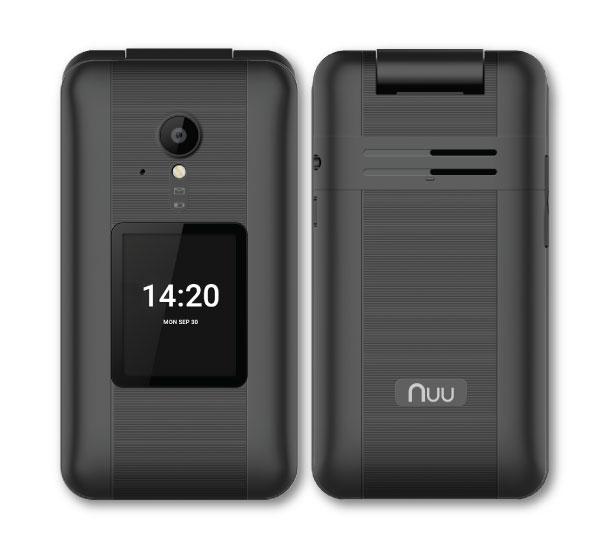 nuu f4l flip phone